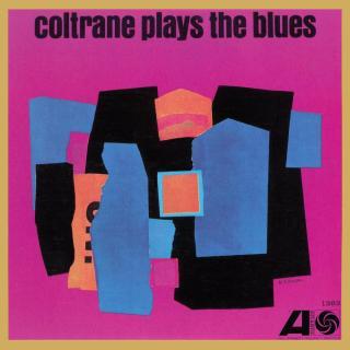 COLTRANE PLAYS THE BLUES  - Coltrane John [Vinyl album]